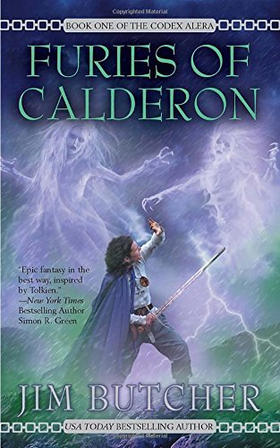 Jim Butcher Furies Of Calderon