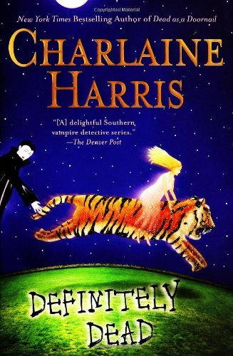 Charlaine Harris Definitely Dead