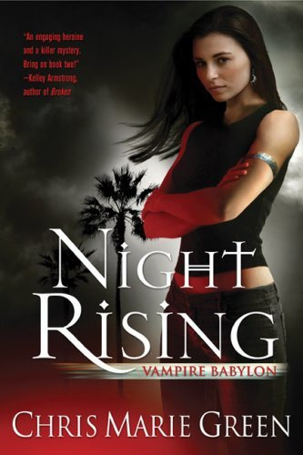 Chris Marie Green Night Rising