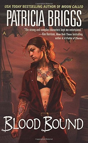 Patricia Briggs Blood Bound