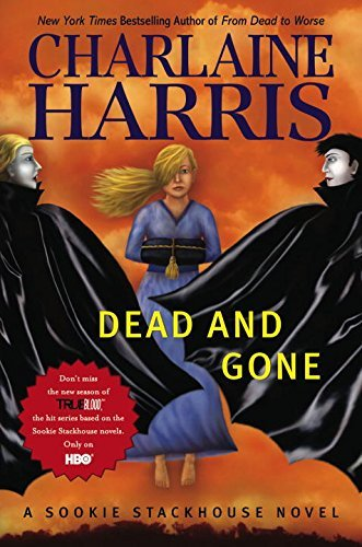 Charlaine Harris Dead And Gone