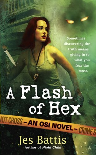 Jes Battis A Flash Of Hex