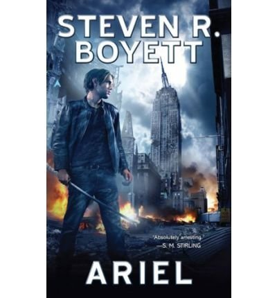 Steven R. Boyett Ariel A Book Of The Change