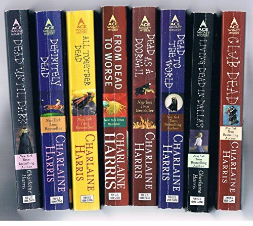 Charlaine Harris Sookie Stackhouse Set