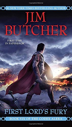 Jim Butcher First Lord's Fury