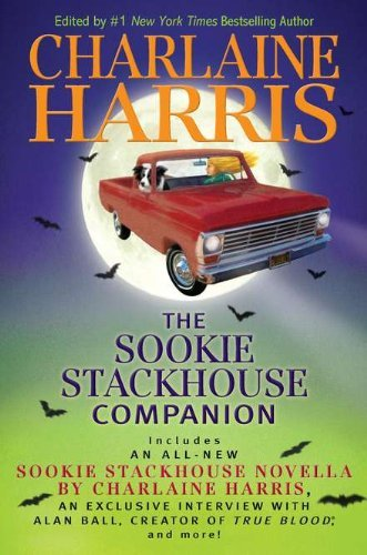 Harris Charlaine Sookie Stackhouse Companion The A Sookie Stackhouse Novel