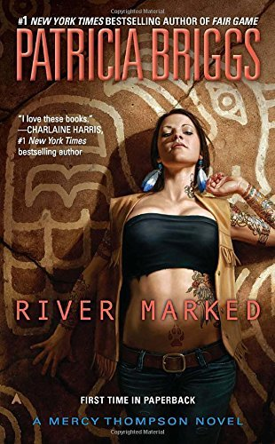 Patricia Briggs River Marked