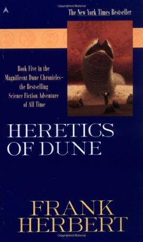 Frank Herbert Heretics Of Dune