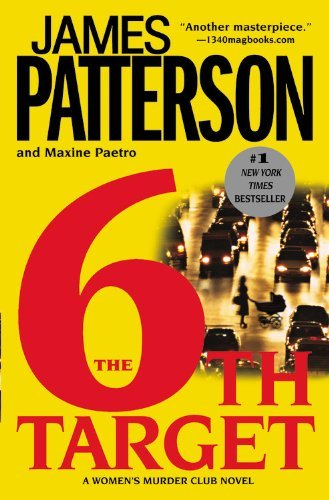James Patterson The 6th Target