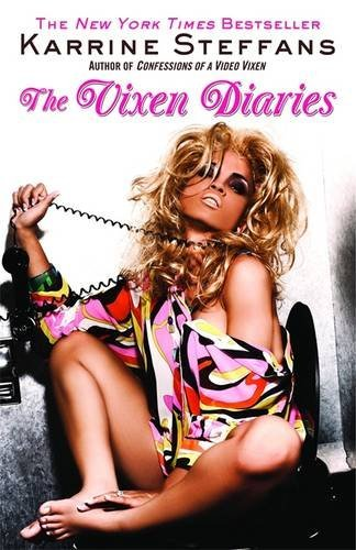Karrine Steffans The Vixen Diaries
