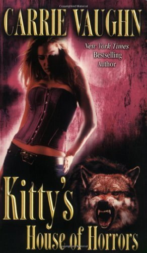 Carrie Vaughn Kitty's House Of Horrors