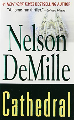 Nelson Demille Cathedral Warner Books