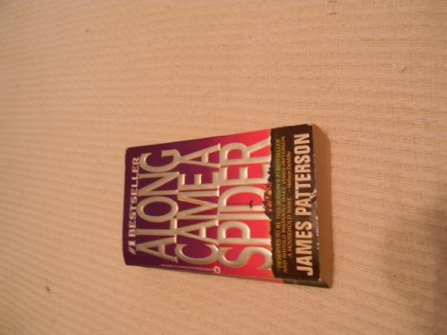 James Patterson Along Came A Spider Alex Cross #1