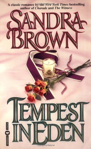 Sandra Brown Tempest In Eden Revised