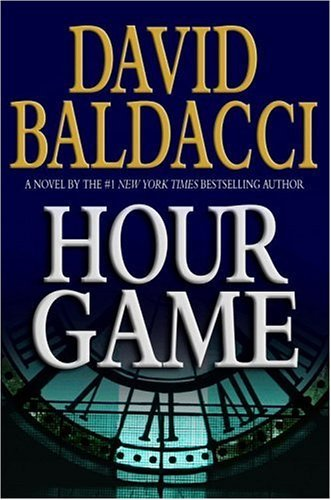 David Baldacci Hour Game