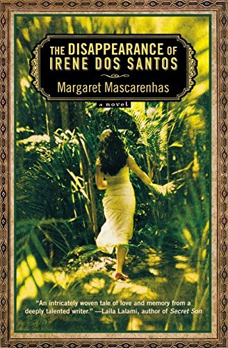 Margaret Mascarenhas The Disappearance Of Irene Dos Santos