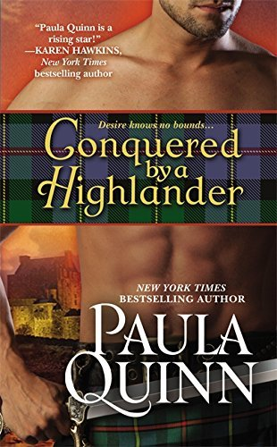 Paula Quinn Conquered By A Highlander
