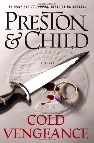Douglas J. Preston Cold Vengeance