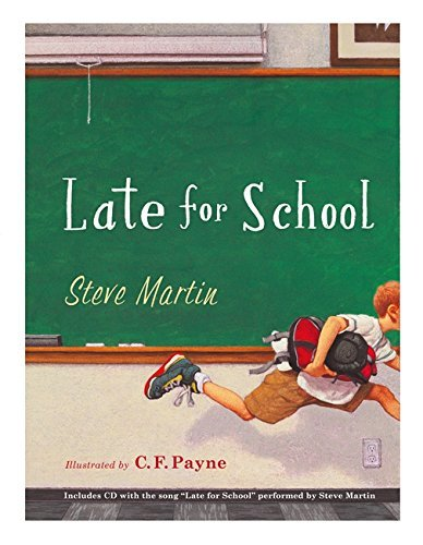 Steve Martin Late For School [with CD (audio)]