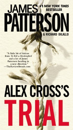 James Patterson Alex Cross's Trial