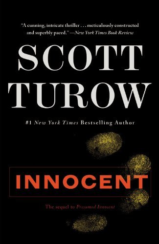 Scott Turow Innocent