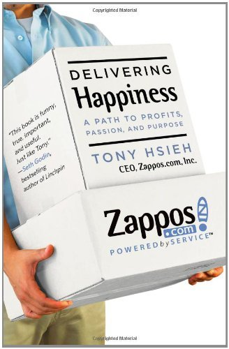 Tony Hsieh Delivering Happiness A Path To Profits Passion And Purpose