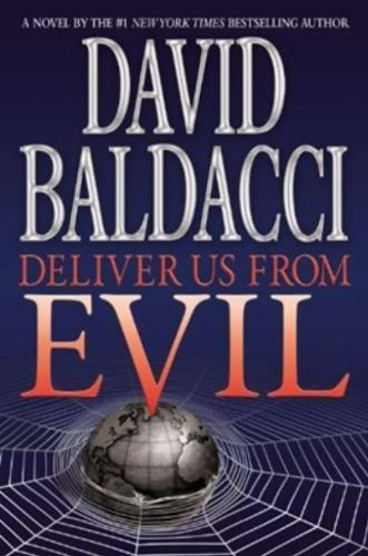 David Baldacci Deliver Us From Evil