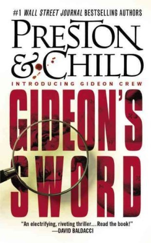 Douglas Preston Gideon's Sword