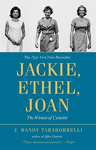 J. Randy Taraborrelli Jackie Ethel Joan Women Of Camelot Trade