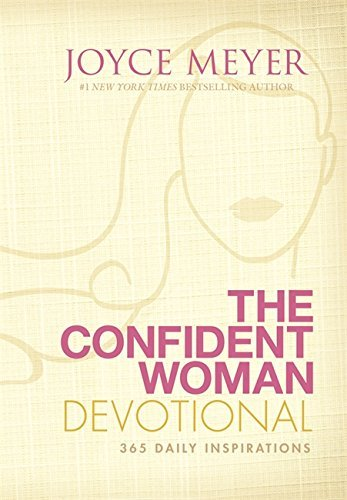Joyce Meyer The Confident Woman Devotional 365 Daily Inspirations