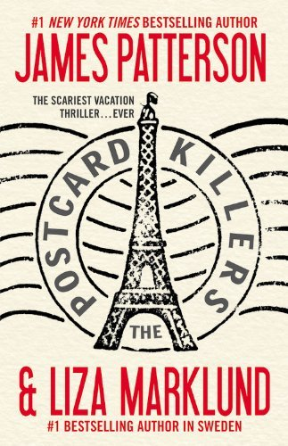 James Patterson The Postcard Killers