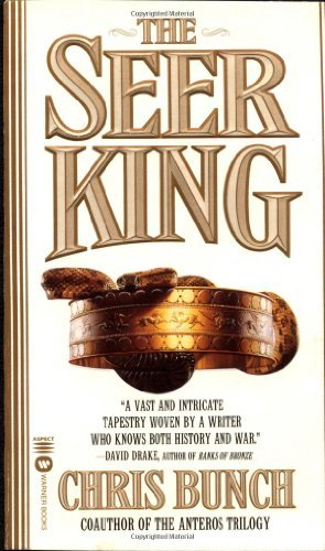 Chris Bunch The Seer King Warner Books