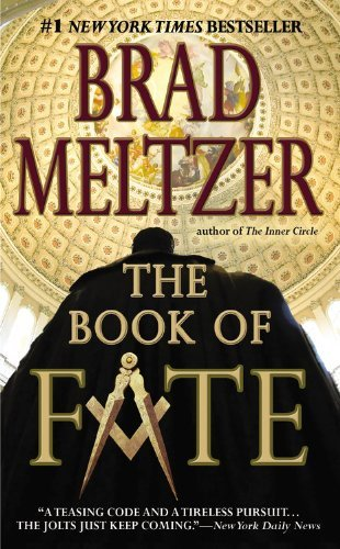 Brad Meltzer Book Of Fate The