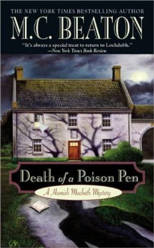 M. C. Beaton Death Of A Poison Pen