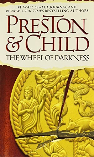 Douglas J. Preston The Wheel Of Darkness