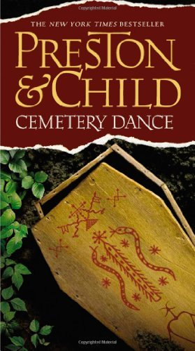 Douglas Preston Cemetery Dance