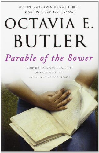 Octavia E. Butler Parable Of The Sower Warner Books
