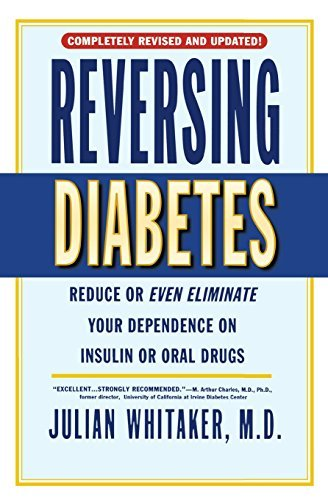 Whitaker Reversing Diabetes Revised And Upd