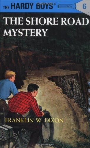 Franklin W. Dixon Hardy Boys 06 The Shore Road Mystery