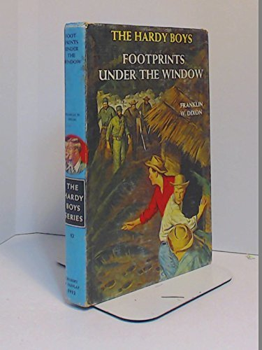 Franklin W. Dixon Hardy Boys 12 Footprints Under The Window Revised