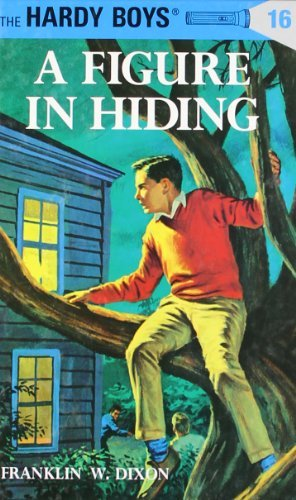 Franklin W. Dixon Hardy Boys 16 A Figure In Hiding Revised
