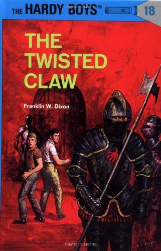Franklin W. Dixon Hardy Boys 18 The Twisted Claw Revised