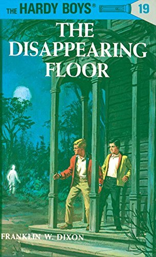 Franklin W. Dixon The Disappearing Floor