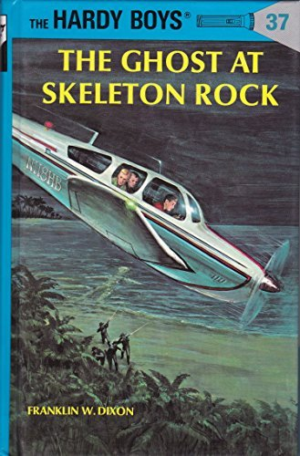 Franklin W. Dixon The Ghost At Skeleton Rock
