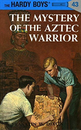 Franklin W. Dixon Hardy Boys 43 The Mystery Of The Aztec Warrior
