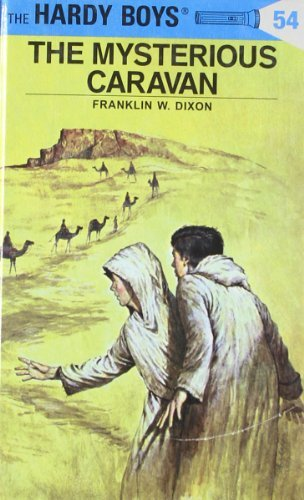 Franklin W. Dixon Dixon Hardy Boys 54 The Mysterious Caravan