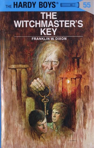 Franklin W. Dixon Hardy Boys 55 The Witchmaster's Key