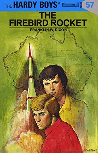 Franklin W. Dixon Hardy Boys 57 The Firebird Rocket