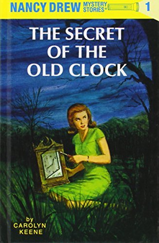 Carolyn Keene The Secret Of The Old Clock