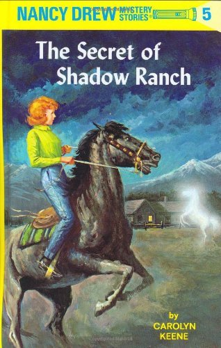Carolyn Keene The Secret Of Shadow Ranch